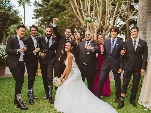 La boda de César y Keila en Arucas, Las Palmas 71