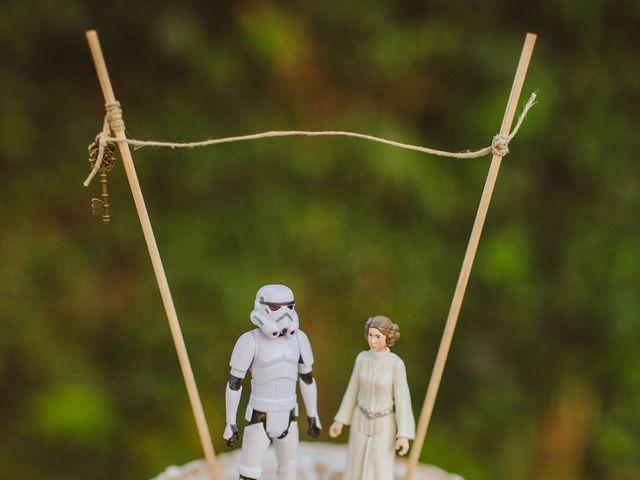 La boda de César y Keila en Arucas, Las Palmas 81