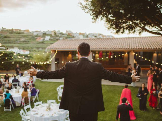 La boda de César y Keila en Arucas, Las Palmas 87