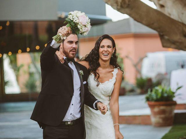 La boda de César y Keila en Arucas, Las Palmas 88