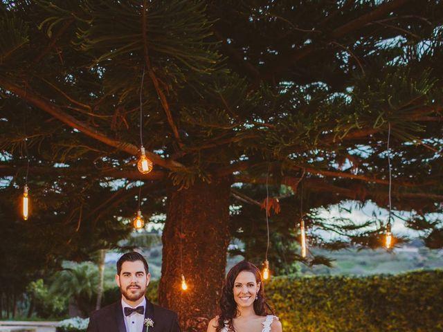 La boda de César y Keila en Arucas, Las Palmas 92