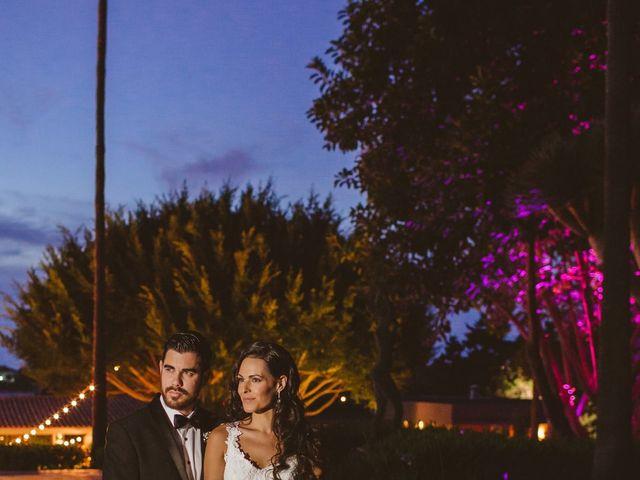 La boda de César y Keila en Arucas, Las Palmas 100