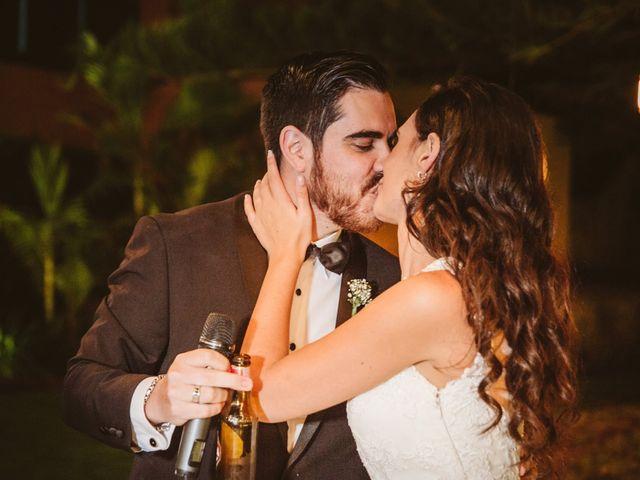 La boda de César y Keila en Arucas, Las Palmas 102