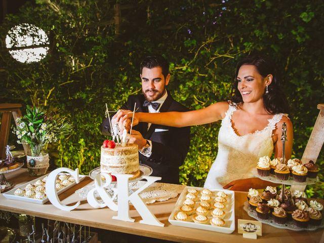 La boda de César y Keila en Arucas, Las Palmas 103