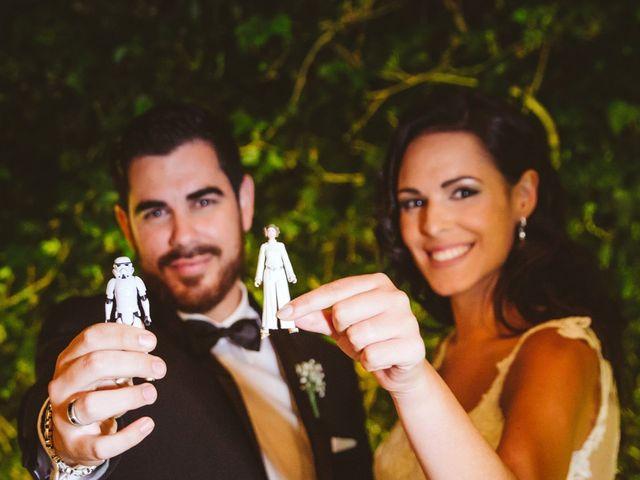La boda de César y Keila en Arucas, Las Palmas 104