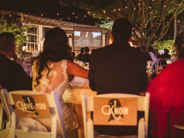 La boda de César y Keila en Arucas, Las Palmas 105