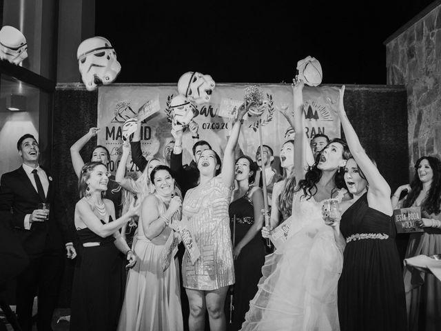 La boda de César y Keila en Arucas, Las Palmas 109