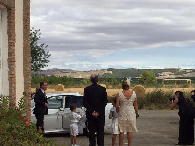 La boda de Víctor y Ana en Arnedo, La Rioja 1