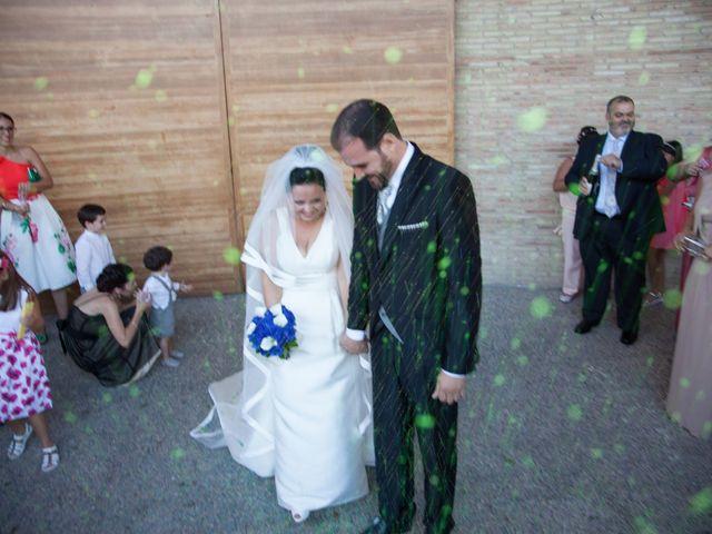 La boda de María y Eduardo