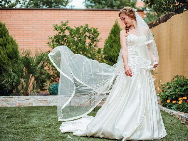 La boda de Julio y Iryna en Madrid, Madrid 4