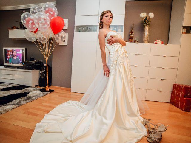 La boda de Julio y Iryna en Madrid, Madrid 5