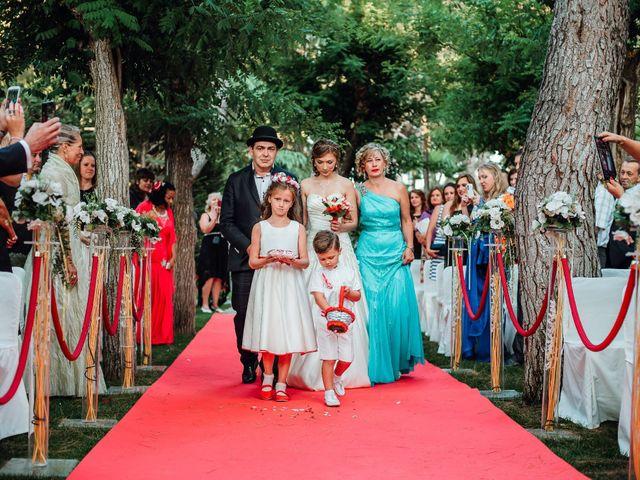 La boda de Julio y Iryna en Madrid, Madrid 12