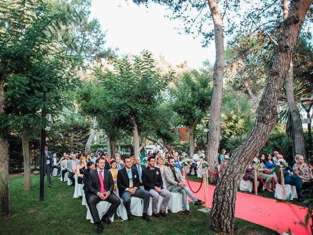 La boda de Julio y Iryna en Madrid, Madrid 13