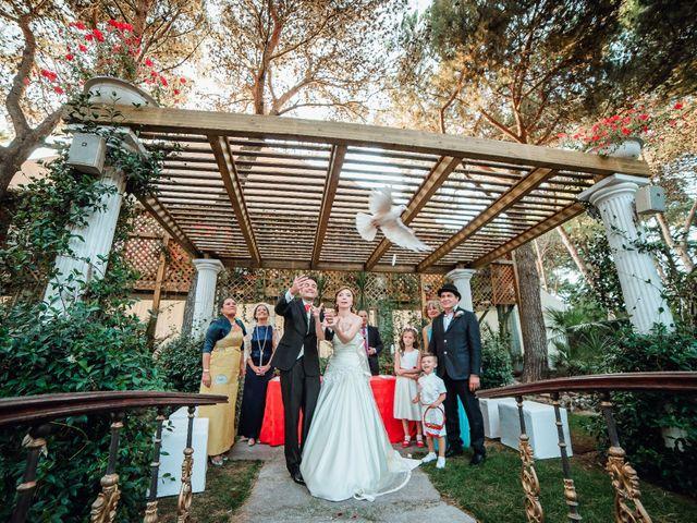 La boda de Julio y Iryna en Madrid, Madrid 14
