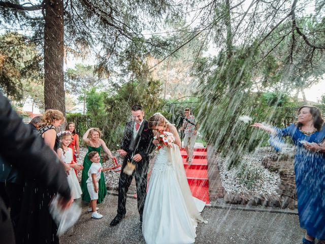 La boda de Julio y Iryna en Madrid, Madrid 15