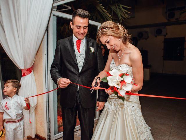 La boda de Julio y Iryna en Madrid, Madrid 18