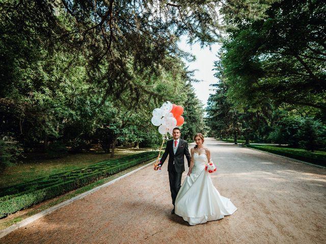 La boda de Julio y Iryna en Madrid, Madrid 27