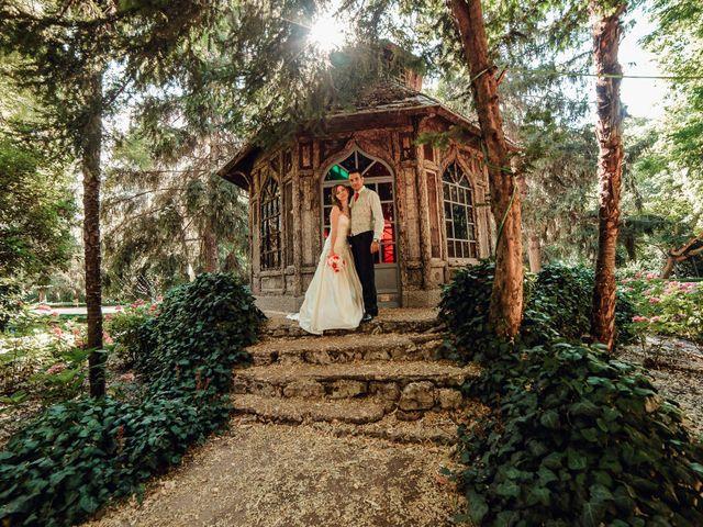 La boda de Julio y Iryna en Madrid, Madrid 29