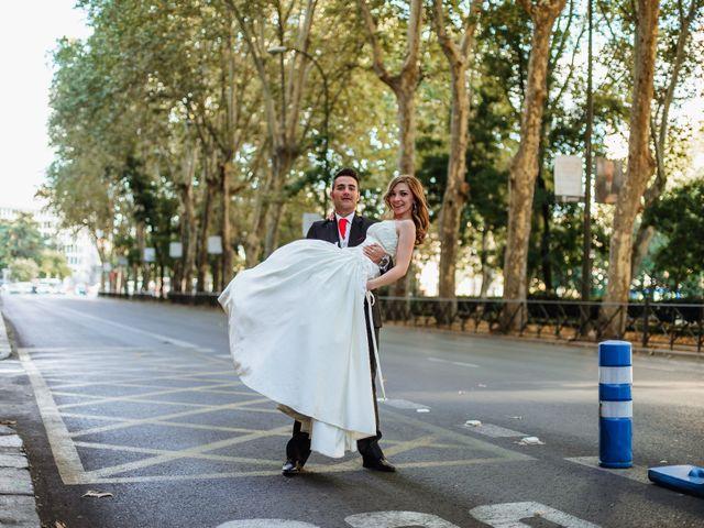 La boda de Julio y Iryna en Madrid, Madrid 31
