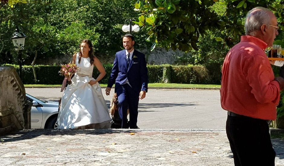 La boda de Isa y Rubén en Gijón, Asturias