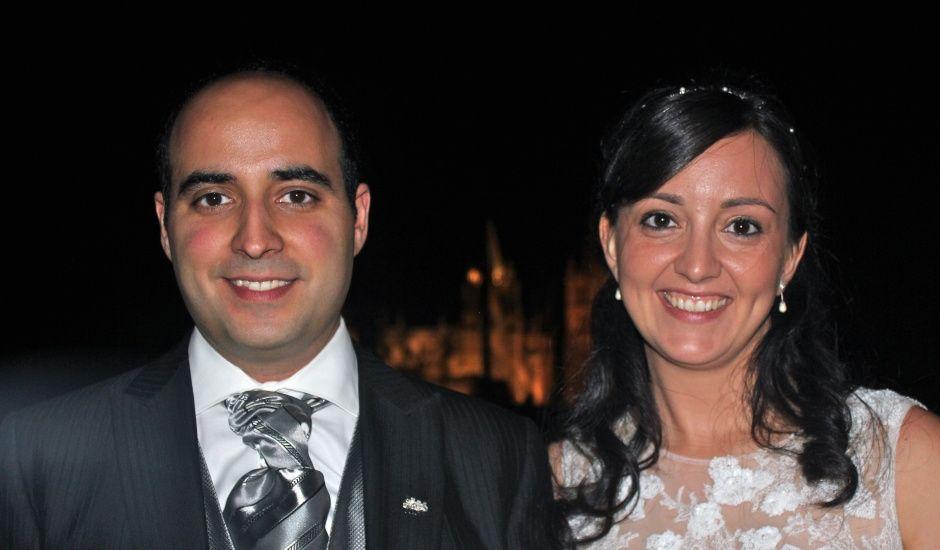 La boda de José Manuel y Laura en León, León