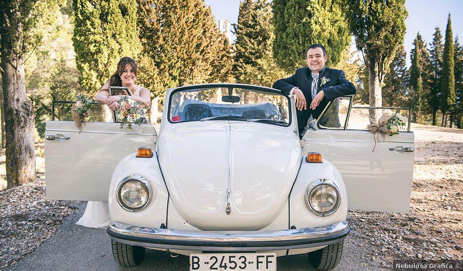 La boda de Oscar y Mercé en Horta De Sant Joan, Tarragona