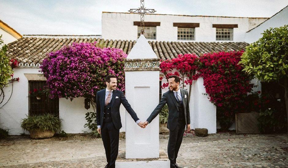 La boda de Jesus y David en Espartinas, Sevilla