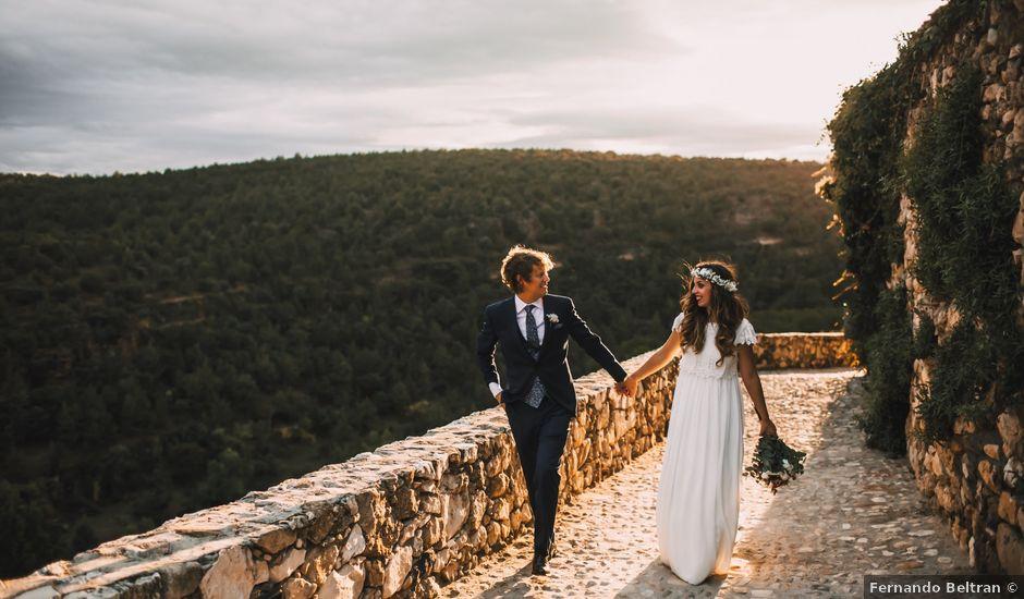 La boda de Javier y Lorena en Pedraza, Segovia
