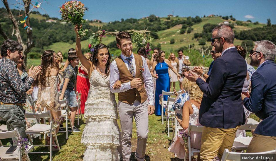 La boda de Chuchi y Lili en Rada, Cantabria