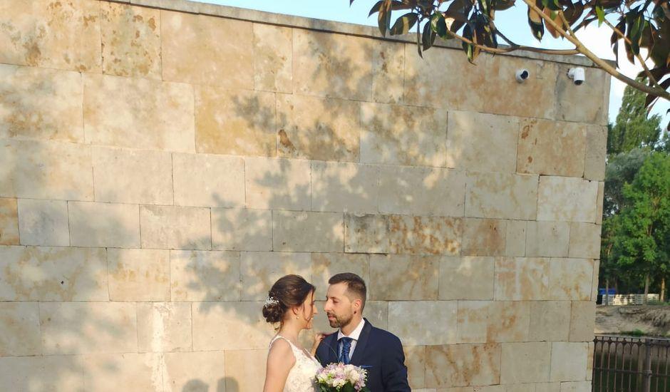 La boda de Asier y Rosa en Salamanca, Salamanca