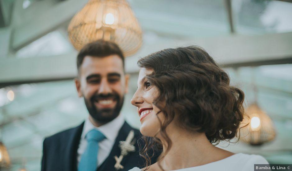 La boda de Pedro y Sabela en Madrid, Madrid