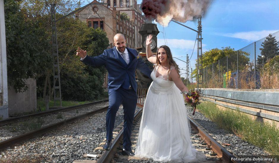 La boda de Hans y Meritxell en Mollerussa, Lleida