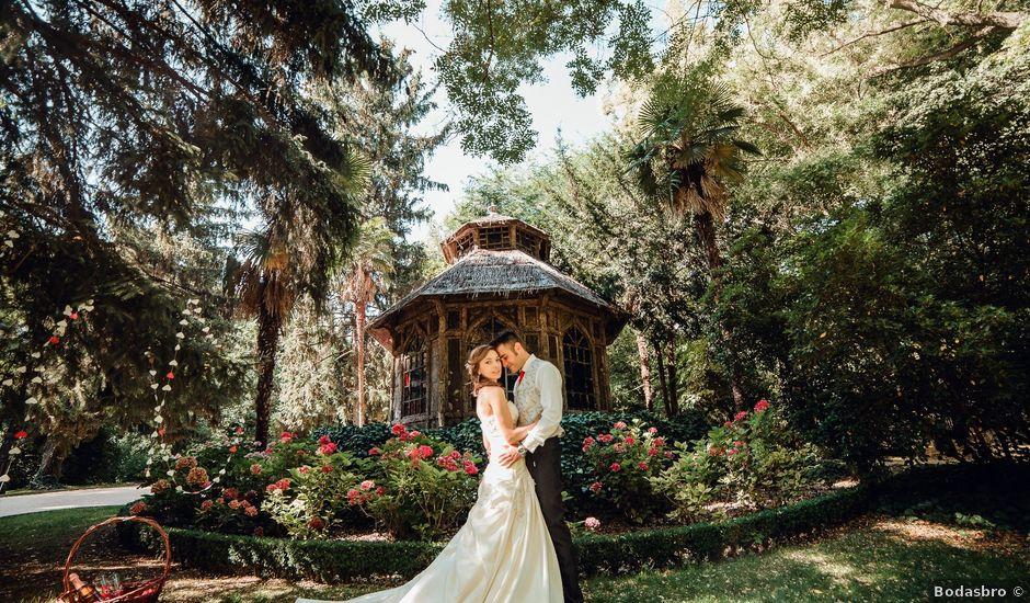 La boda de Julio y Iryna en Madrid, Madrid