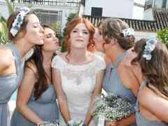 La boda de Katie y Genaro 8
