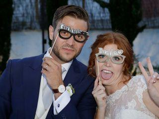 La boda de Katie y Genaro