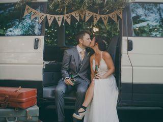 La boda de Nuria y Jan