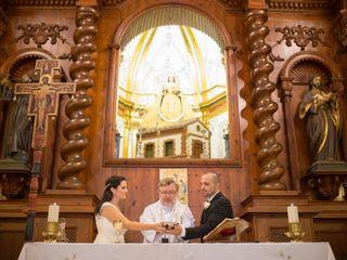La boda de Susana y Luis Javier 3