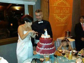 La boda de Iciar y Raul 3