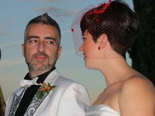 La boda de Iciar y Raul