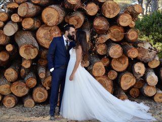 La boda de Margarita y Antonio Jose
