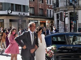 La boda de Ines y Sergio 2