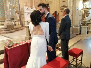 La boda de Ines y Sergio
