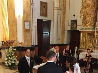 La boda de María José  y Alejandro  2