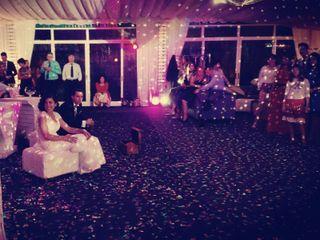 La boda de Rakia y Angel 2