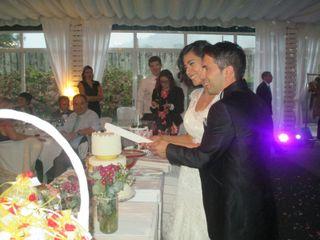 La boda de Rakia y Angel