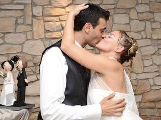 La boda de Vanesa y José