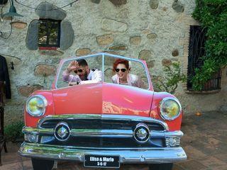 La boda de Elisa y Mario