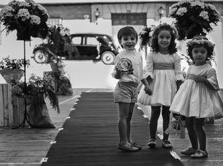 La boda de Sara y Sixto 1