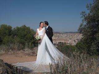 La boda de Sara y Sixto