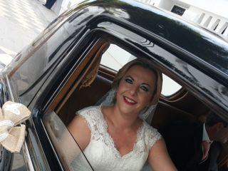 La boda de Mercedes y Juan Carlos 1